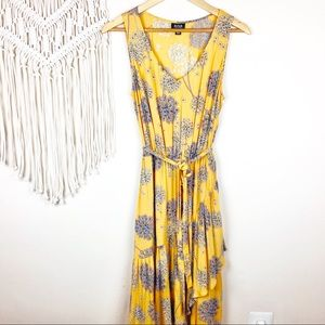a.n.a • Floral Print Swing Dress